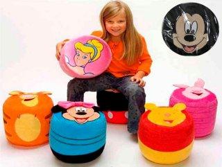 Disney Toys Mikke Mus stol oppblåsbar