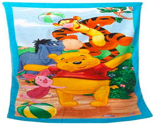 Disney Toys Ole Brumm Håndkle 76x152 cm