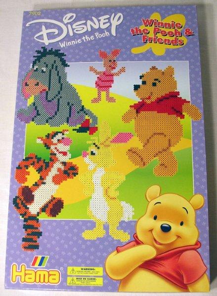 Disney Toys Ole Brumm Perler