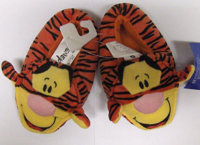 Disney Toys Ole Brumm tøfler Tigergutt