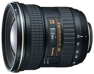 Tokina AT-X 124 PRO DX II for Canon