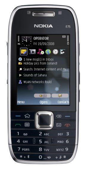 Nokia E75 med abonnement