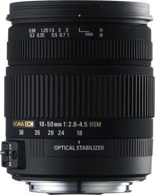Sigma 18-50mm F/2.8-4.5 DC OS HSM for Sony