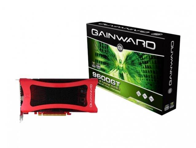 Gainward GeForce 9600 GT 512 MB