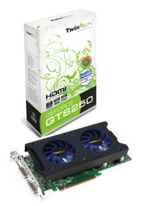 Twintech GeForce GTS 250 HDMI XT OC 512 MB