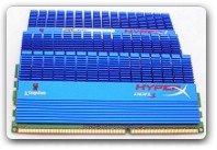 Kingston DDR3-2000 HyperX TC 6 GB (3 x 2 GB)