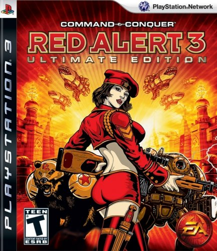 Command & Conquer: Red Alert 3: Ultimate Edition