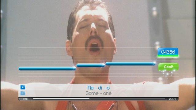 Singstar Queen til PlayStation 2