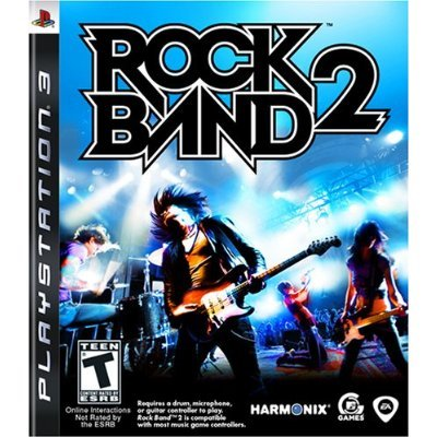 Rock Band 2 til PlayStation 3