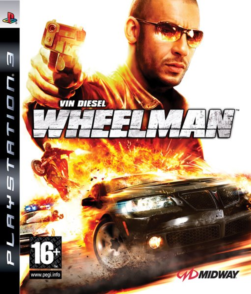 Wheelman til PlayStation 3