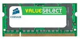 Corsair ValueSelect DDR3 1066MHz 4GB CL7 (1x4GB)