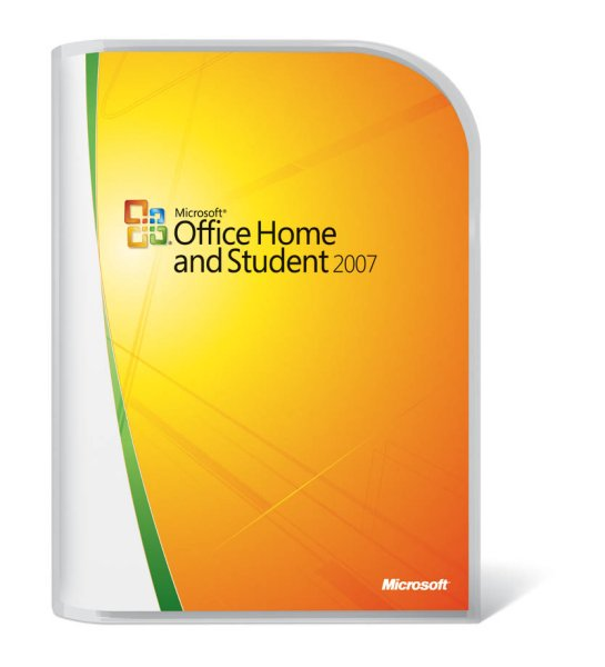 Microsoft Office Home and Student 2007 Norsk 3 bruker