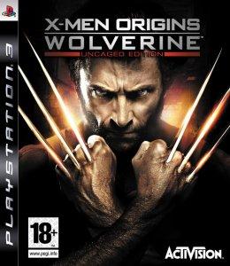 X-Men Origins: Wolverine til PlayStation 3