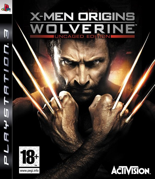 X-Men Origins: Wolverine til PlayStation 3