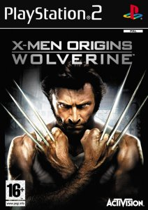 X-Men Origins: Wolverine til PlayStation 2