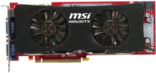 MSI GeForce GTX 260 Twin Frozr