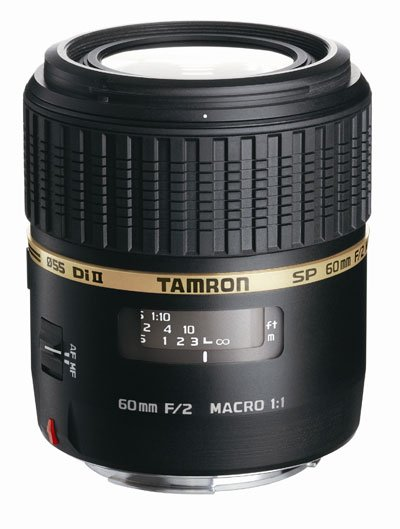 Tamron SP AF 60mm F/2.0 Di II Macro 1:1 for Sony