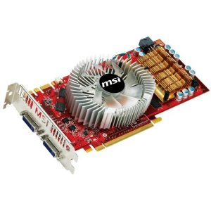 MSI GeForce GTS 250 512 MB OC