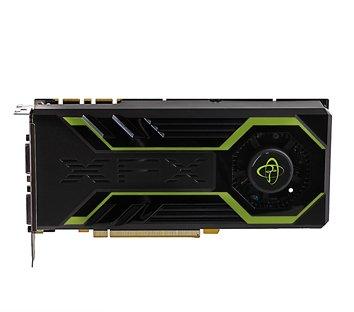 XFX GeForce GTS 250 512 MB