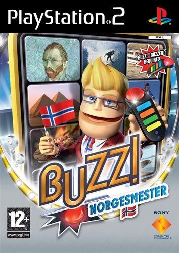 Buzz! Norgesmester til PlayStation 2