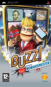 Buzz! Norgesmester til PSP