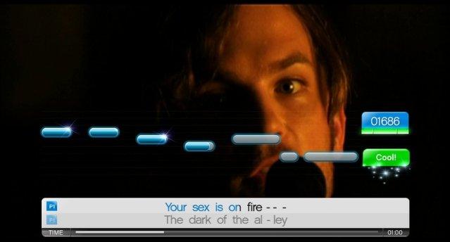 Singstar Pop Edition til PlayStation 3