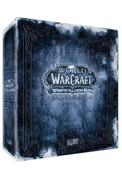 World of Warcraft: Wrath of the Lich King (Collector's Edition) til PC