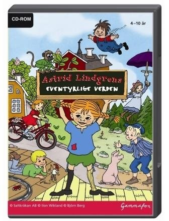 Astrid Lindgrens: Den eventyrlige verden til PC