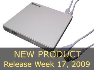 Sandberg USB DVD Mini Reader