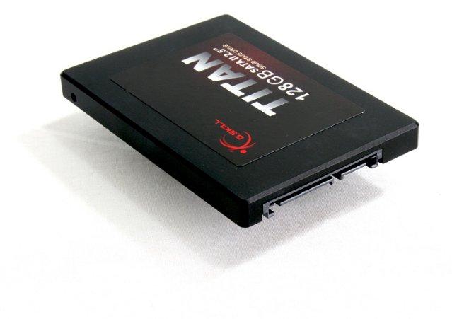G.Skill SSD 128 GB (MLC)