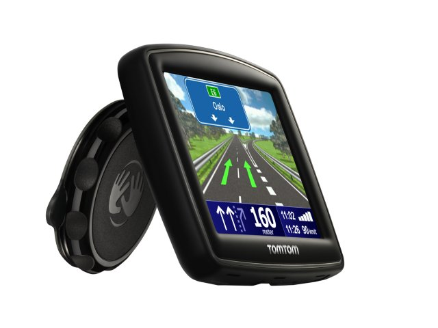 Tomtom One IQ Routes edition Norden