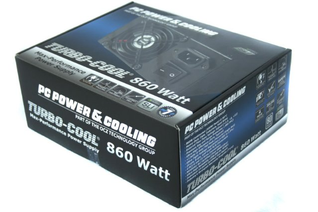 PC Power & Cooling Turbo-Cool 860W