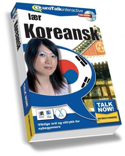 Talk Now: Lær koreansk til PC