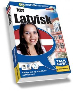 Talk Now: Lær latvisk
