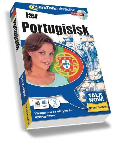 Talk Now: Lær portugisisk