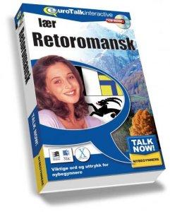 Talk Now: Lær retoromansk til PC