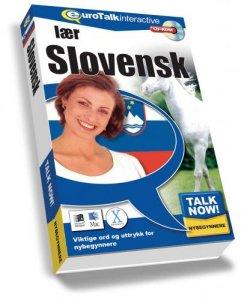 Talk Now: Lær slovensk