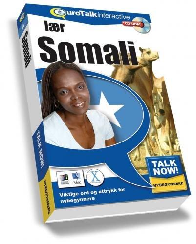 Talk Now: Lær somali til PC