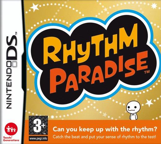 Rhythm Paradise til DS