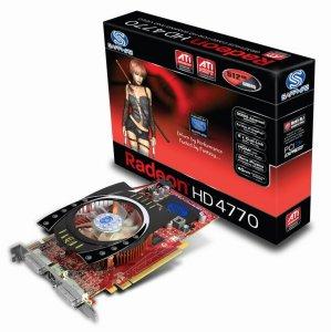 Sapphire Radeon HD 4770 512 MB