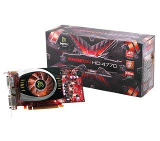 XFX Radeon HD 4770 512 MB