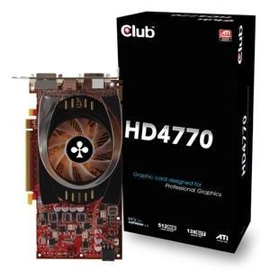 Club3D Radeon HD 4770 512 MB