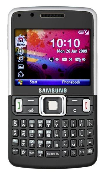 Samsung C6625 med abonnement