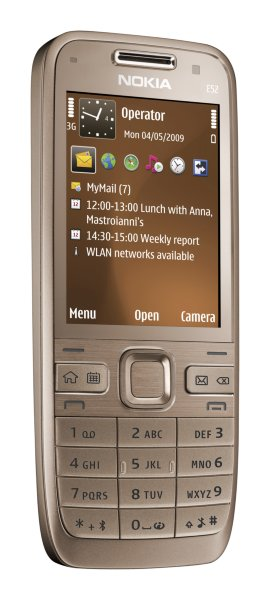 Nokia E52 med abonnement