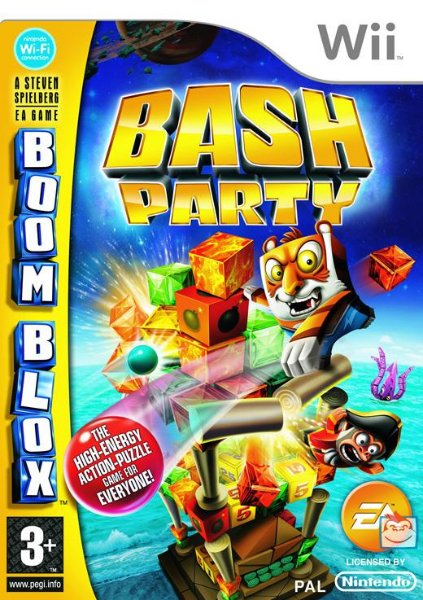 Boom Blox Bash Party‏ til Wii