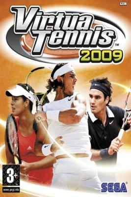 Virtua Tennis 2009 til PC