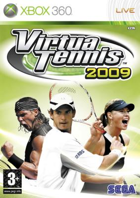 Virtua Tennis 2009 til Xbox 360