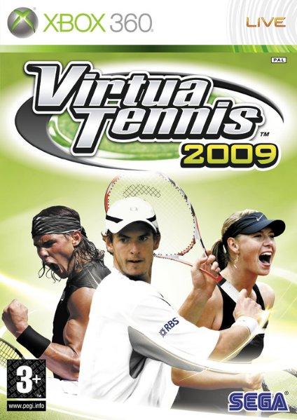 Virtua Tennis 2009 til Xbox 360