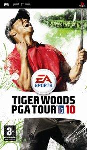 Tiger Woods PGA Tour 10 til PSP