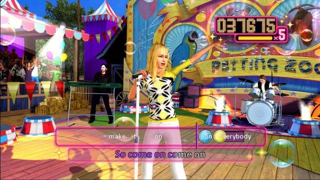 Hannah Montana: The Movie til PlayStation 3